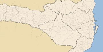 Mapeamento de risco nos municípios de Santa Catarina