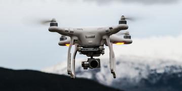 A utilização dos drones e renders contribuem para uma topografia mais real