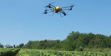 Utilização de drones chega ao agronegócio