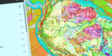 América Latina ganha Mapa Tectônico Digital